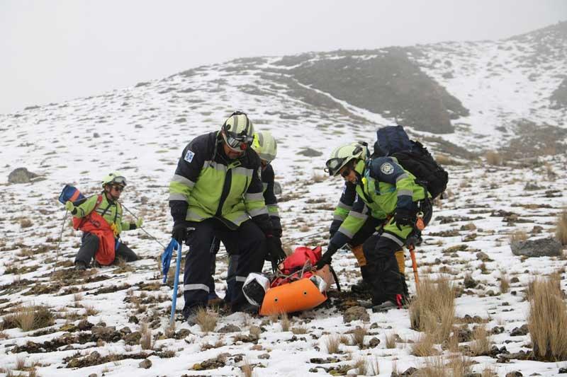 Exhortan a visitantes del Nevado de Toluca a extremar precauciones
