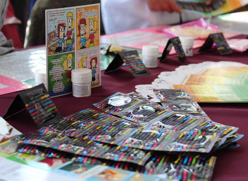 Entrega Salud más de de 7 millones de condones en 2019
