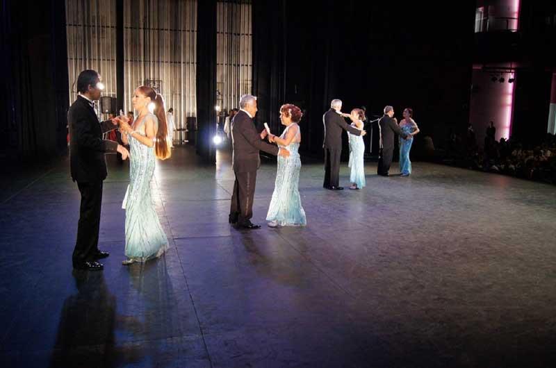 Llega danzón y danza al Centro Cultural Mexiquense Bicentenario