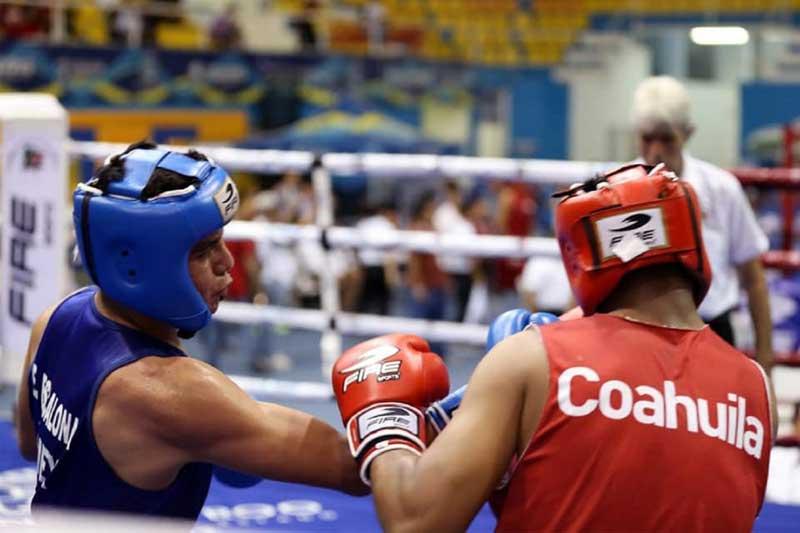 Califican 14 boxeadores mexiquenses a Juegos Nacionales Conade 2020