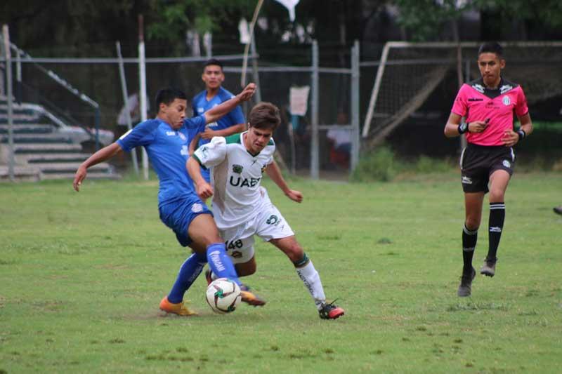 Potros derrota a Deportivo Oceanía en Liga TDP