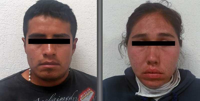 Caen dos presuntos organizadores de saqueos en Tecámac