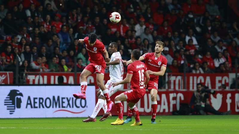 Xolos vence 4-3 a Toluca y avanza a final de Copa Mx