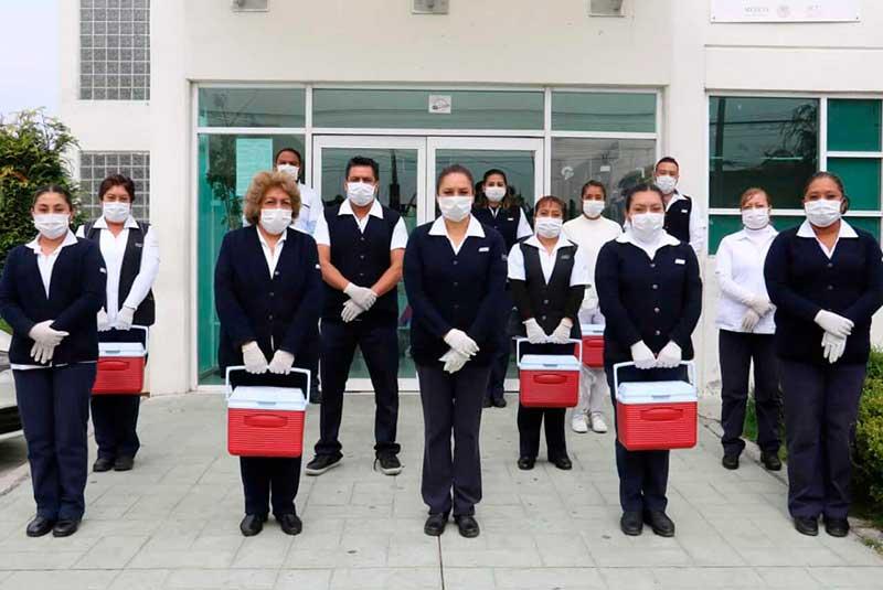 Personal de salud entrega medicamentos en casa a 120 mil diabéticos e hipertensos