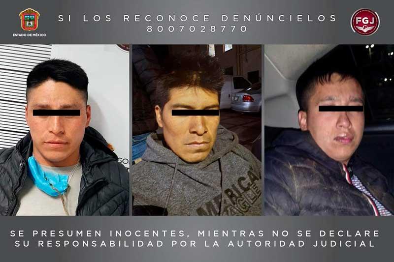Tras balacera ministeriales liberan a secuestrado en Lerma, hay 3 detenidos