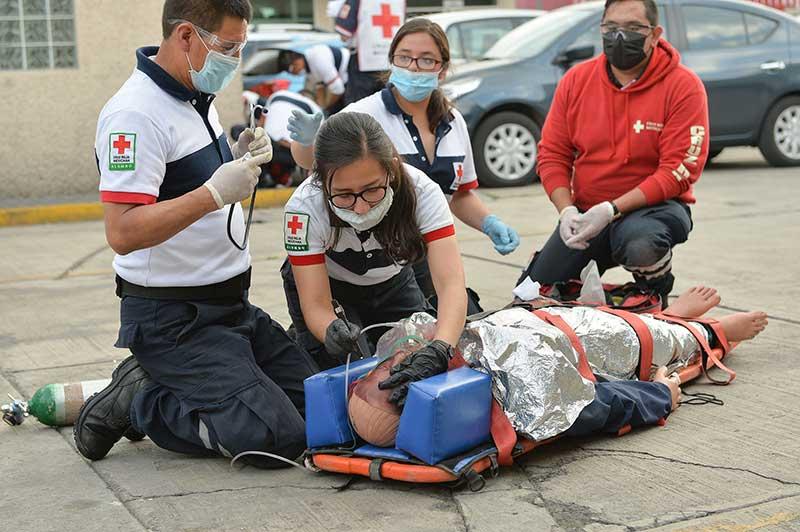 Quédate en Casa y Aprende Primeros Auxilios con la Cruz Roja