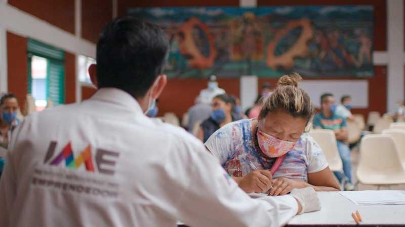 Microempresarios obtienen créditos ante la contingencia sanitaria por Covid-19