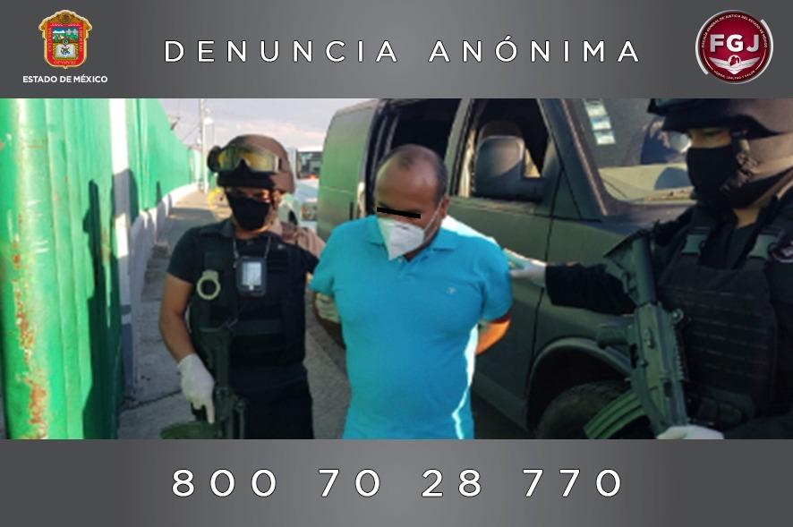 Sentencian a 236 años de cárcel ex alcalde de Zacualpan por atentado al Fiscal de Ixtapan de la Sal