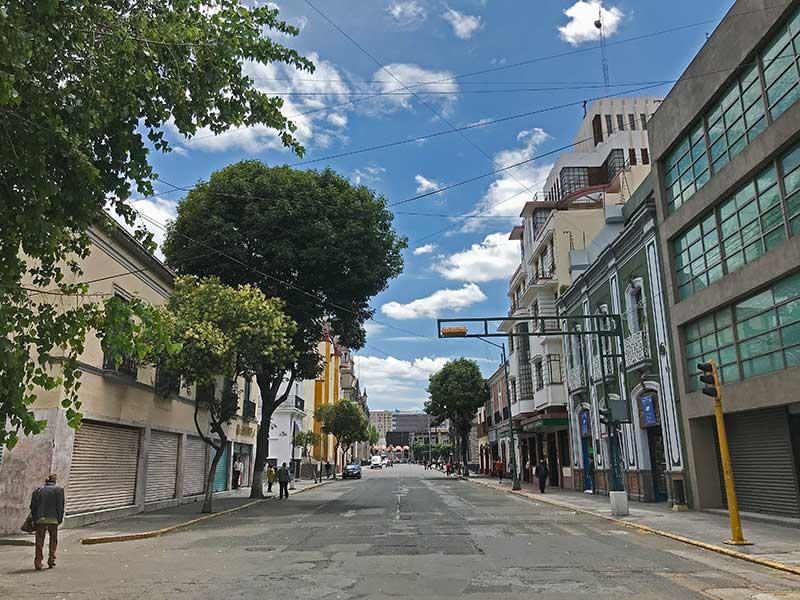 Continuará la reducción de movilidad vial en el centro de Toluca