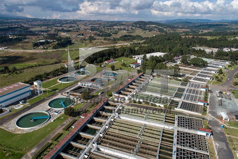Toluca sufrirá falta de agua por reducción al caudal del sistema Cutzamala