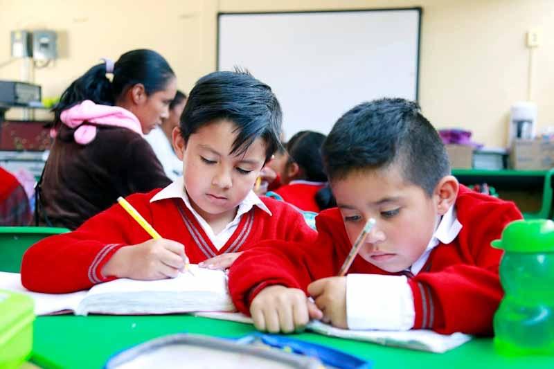 Abierto el periodo de inscripciones para educación básica