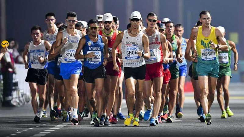 México en desventaja ante reprogramación de la World Athletics, para clasificación olímpica de marcha