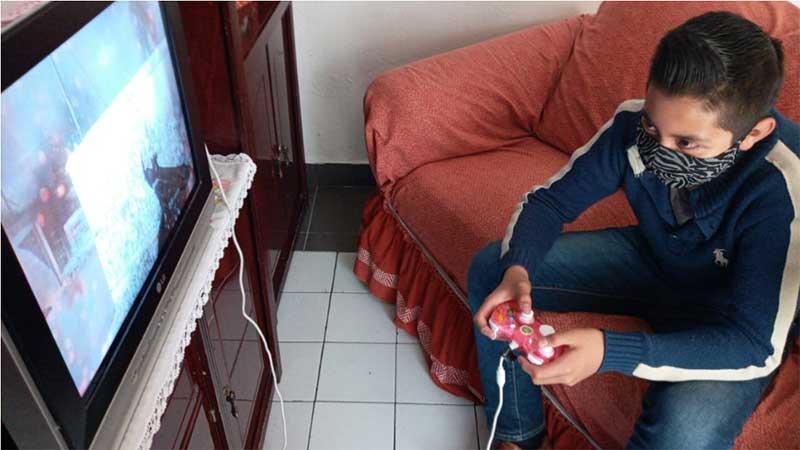 Recomiendan restringir el uso de videojuego para evitar daños emocionales