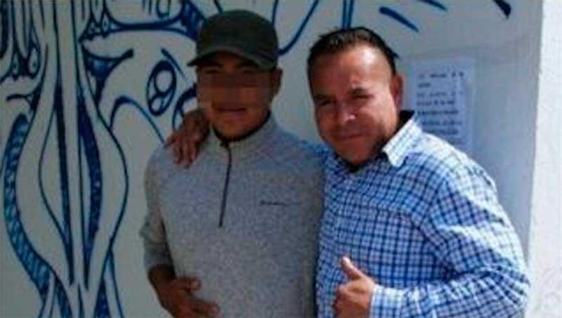 Tres años y 9 meses de cárcel para adolescente homicida del alcalde de Valle de Chalco