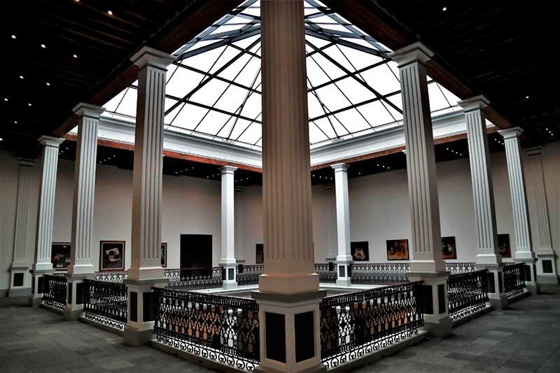 Museo de Bellas Artes el más antiguo de Toluca