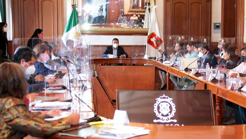 Exhorta Toluca a instrumentar medidas contra contaminación por residuos de COVID-19