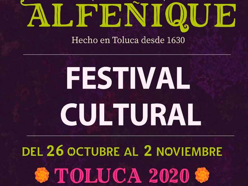 Listo en Toluca el Festival Cultural del Alfeñique 2020 en formato digital