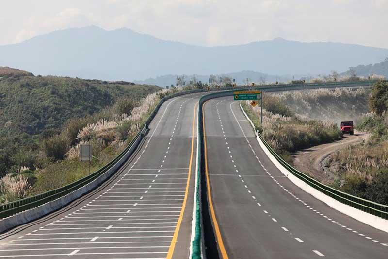 Entra en operación la autopista Toluca – Naucalpan