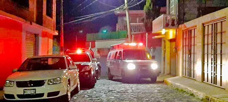 Es detenido el probable homicida de una familia en Ocoyoacac