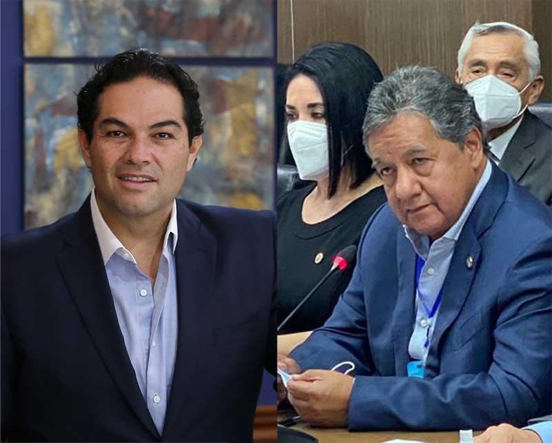 Enrique Vargas responde sobre aportaciones partidistas «No somos iguales Senador Higinio»