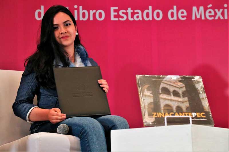 Presenta Fondo Editorial del estado de México obras en Filem 2020