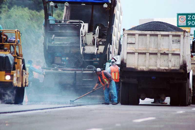 Anuncian obras de mantenimiento en Paseo Tollocan