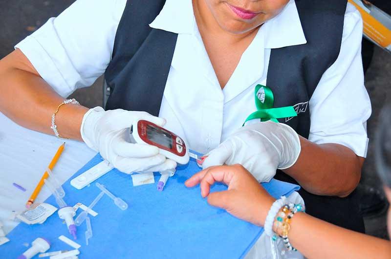 Diagnostican más de 15 mil nuevos casos de diabéticos cada año en el Edomex