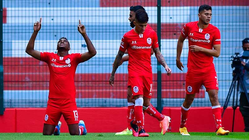 Toluca empata a 2 con León y pasa a la reclasificación, se enfrentará con Tigres