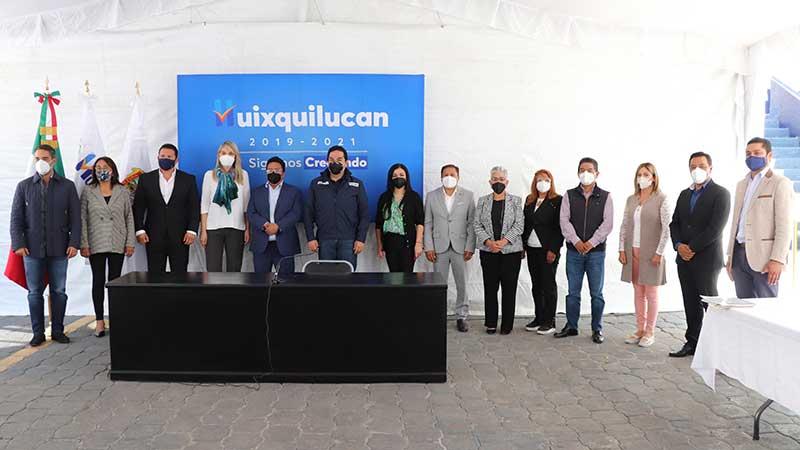 Presupuesto de Huixquilucan para el 2021 es responsable