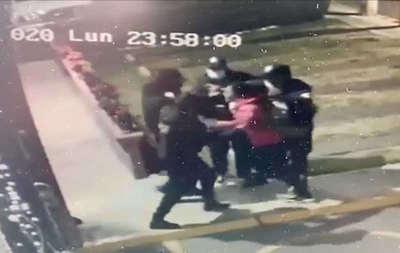 Denuncian a policías estatales por actos de tortura contra dos jóvenes de Toluca