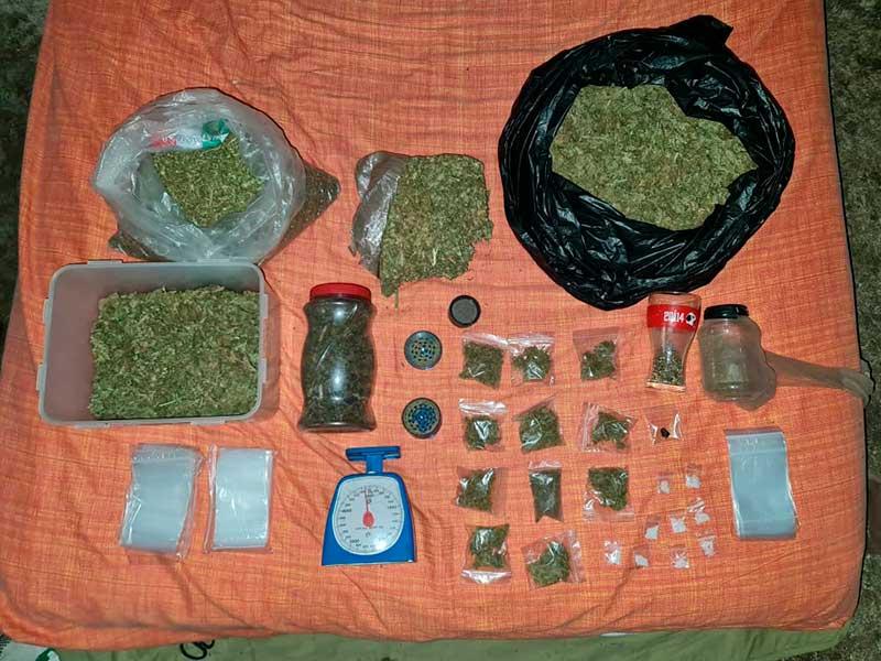 Agentes desmantelan «narcotienda» en Tenancingo