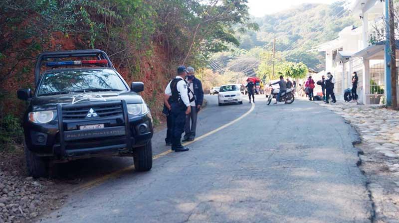Reabren carretera Tejupilco Amatepec cerrada por pandemia