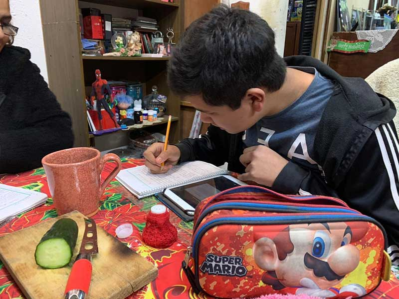 En Metepec se mantienen programas educativos durante la pandemia: Gaby Gamboa