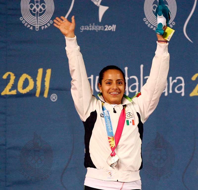 Recuerda Tatiana Ortiz su camino para ganar una medalla olímpica