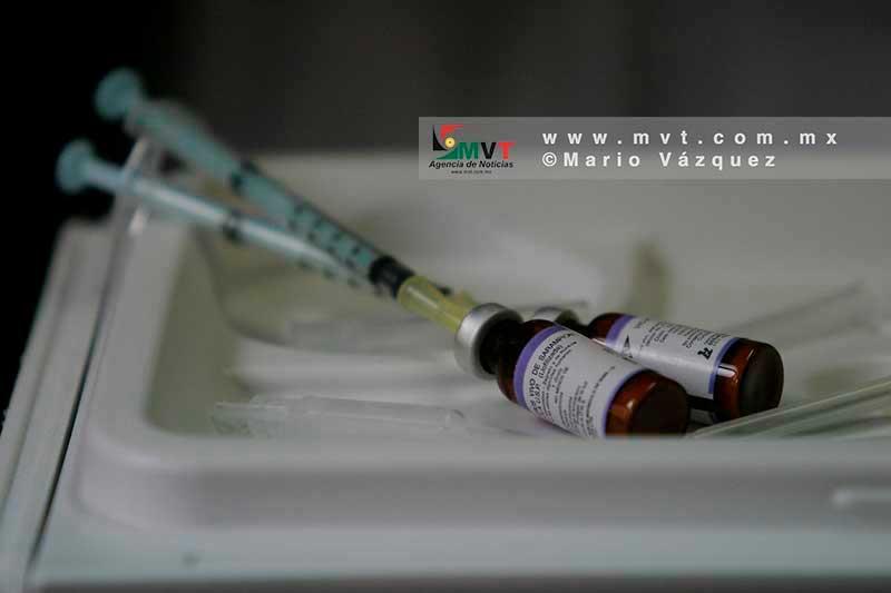 El IMSS participa en la campaña de vacunación contra sarampión y rubéola