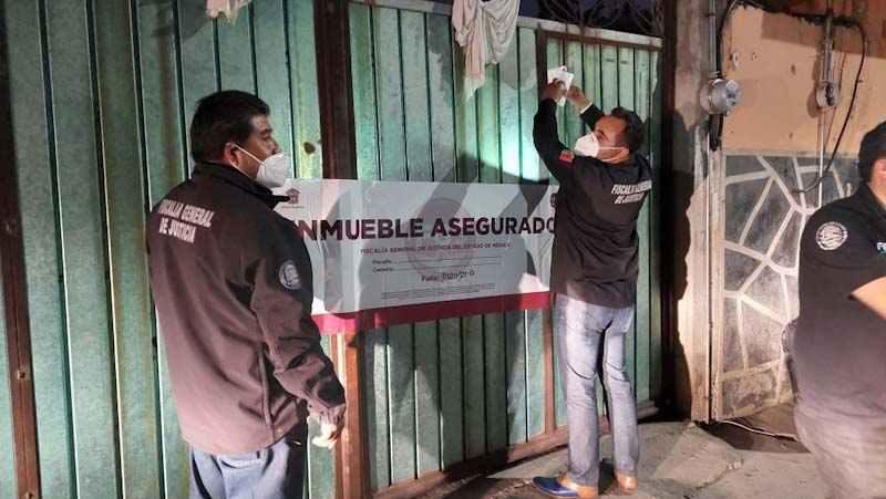 Agentes aseguran 16.5 kilos de marihuana durante careo en Temascalcingo
