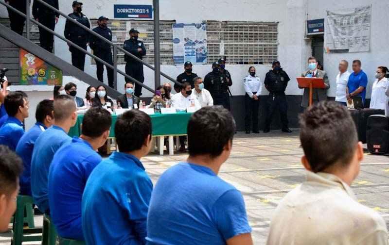 Con trabajo interinstitucional, se atienden 712 solicitudes de amnistía