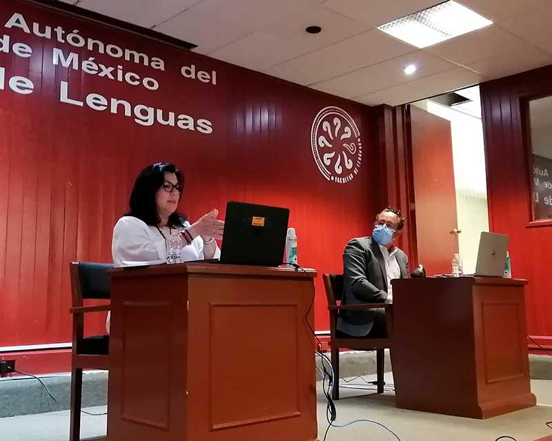 La lengua inglesa debe ser parte integral de la formación universitaria: Yolanda Ballesteros