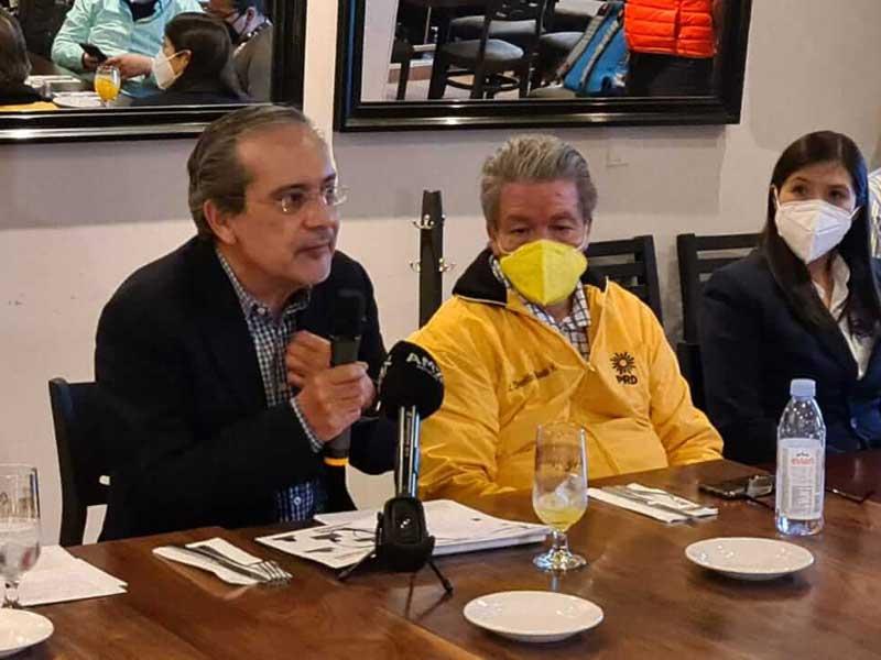 Equipo de Raymundo Martínez solicitará investigar posible nepotismo en administración de Juan Rodolfo
