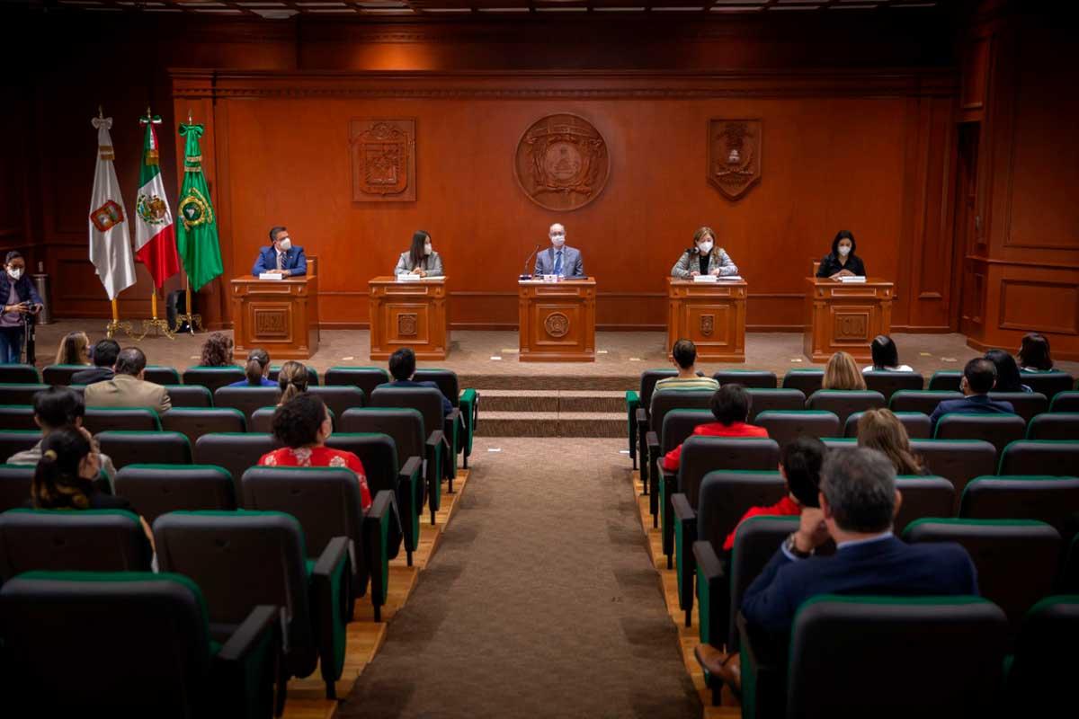Cero tolerancia aviolencia de género en la UAEM: Carlos Eduardo Barrera