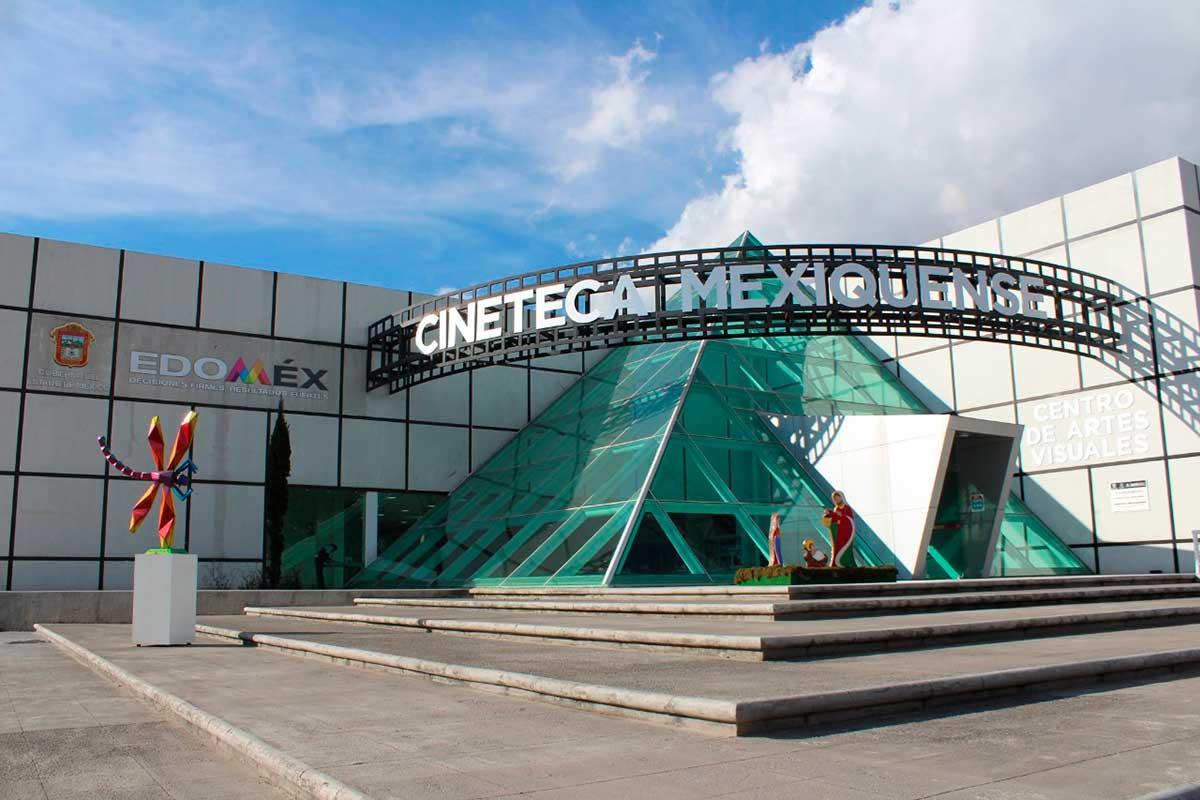 Instalaciones de la Cineteca Mexiquense