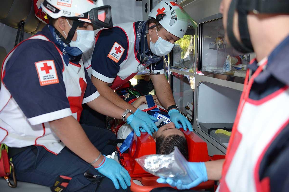 La Cruz Roja Mexicana amplía su colecta de recaudación hasta el 30 de junio