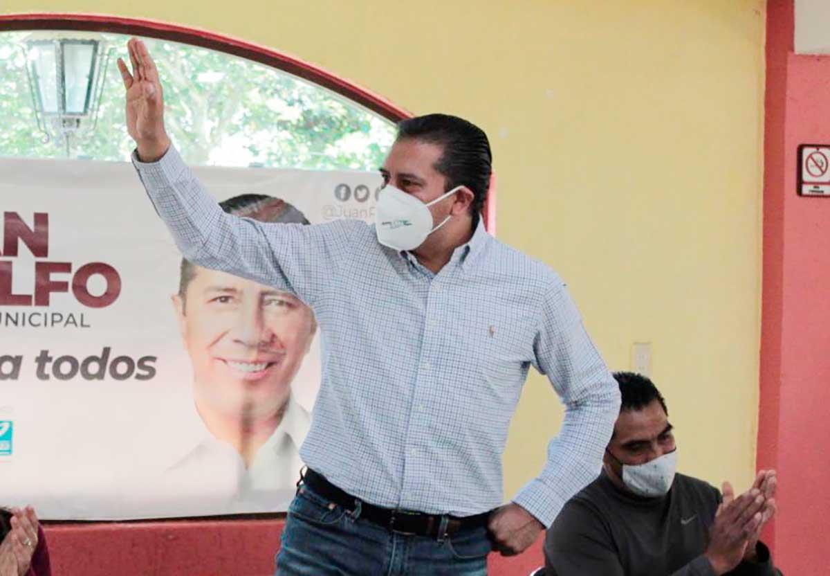 Toluca tendrá la primera estación de bomberos forestales de México: Juan Rodolfo