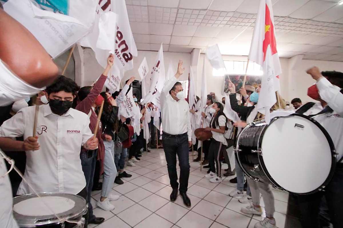 Toluca contará con el nuevo libramiento Cacalomacán - Metepec: Juan Rodolfo