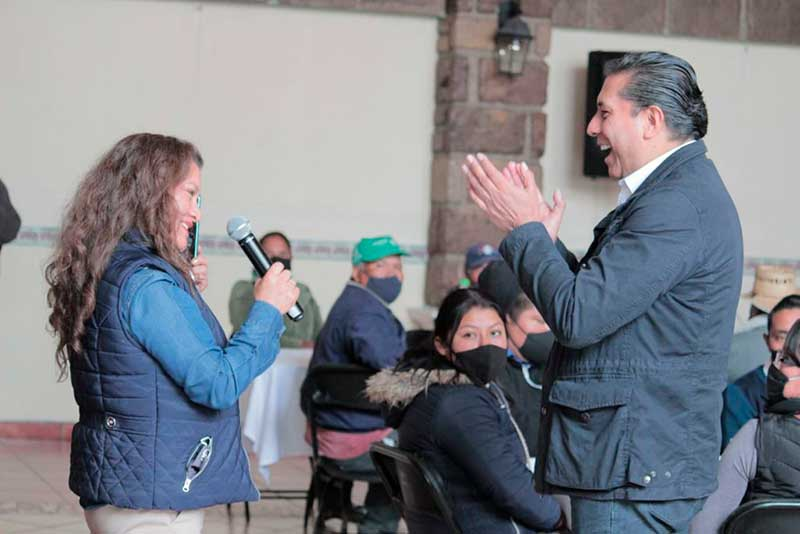 En 2022 celebraremos los 500 años de Toluca y de San Pablo Autopan: Juan Rodolfo Sánchez
