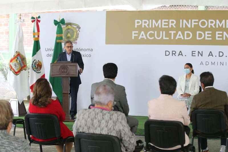 Personal de enfermería, indispensable para afrontar amenazas de salud pública: Alfredo Barrera