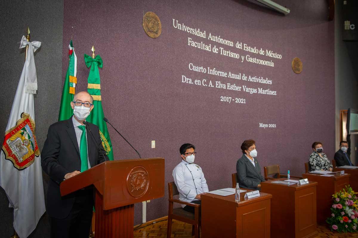 Proyecto Integridad e Inclusión Universitarias fortalecerá diálogo en UAEM: Carlos Eduardo Barrera