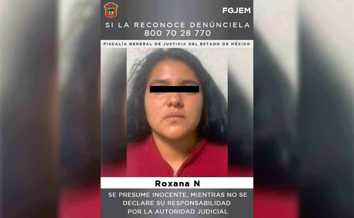 """Roxana """"N"""" es investigada por caso de"""