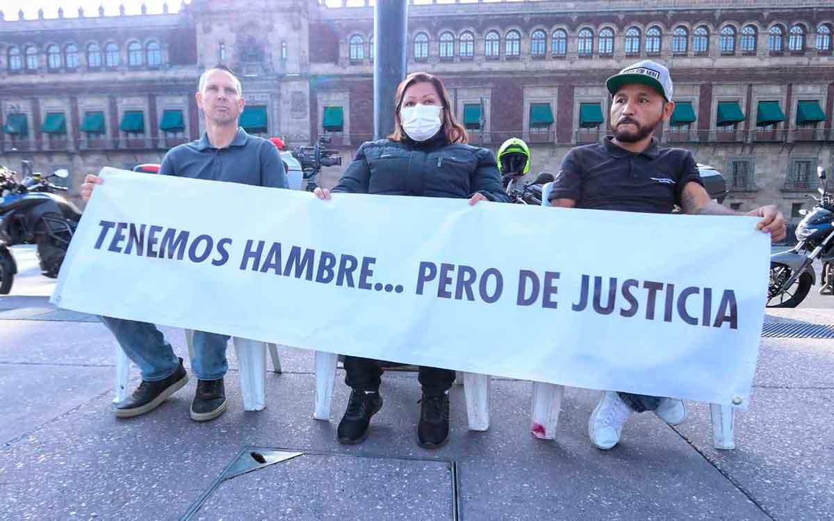 El Mijis hará huelga de hambre en Toluca