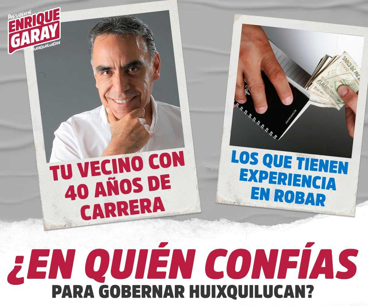 Acusan a Enrique Garay de defraudar por 4.8 millones de pesos al gobierno federal, de Zacatecas y a una consultoría